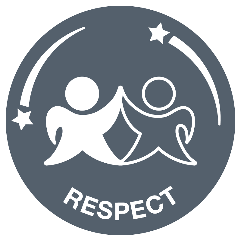 respect huge character trait in everyday Develop a further understanding of the character trait: respect explore the concepts of big and small and how they apply to everyday life.